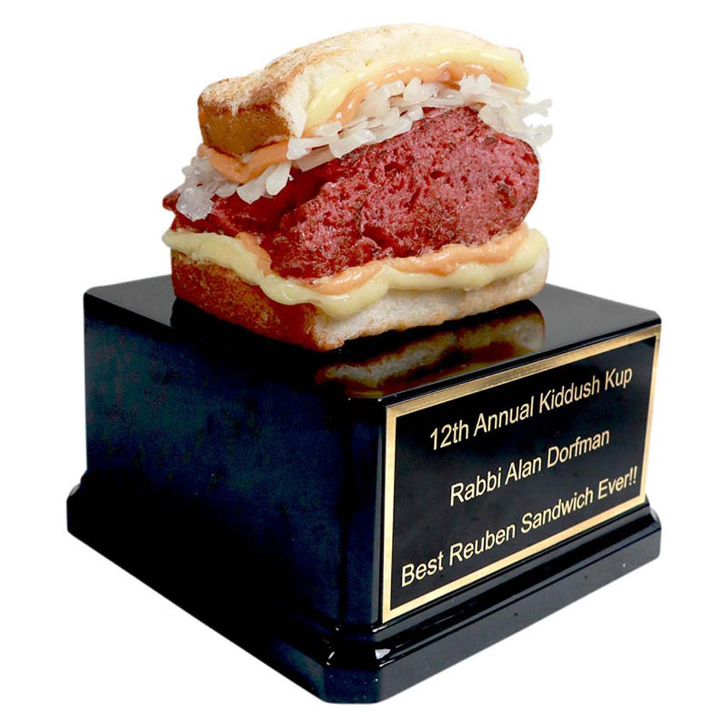 Reuben Sandwich Trophy