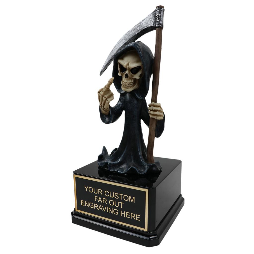 Grim Reaper Trophy