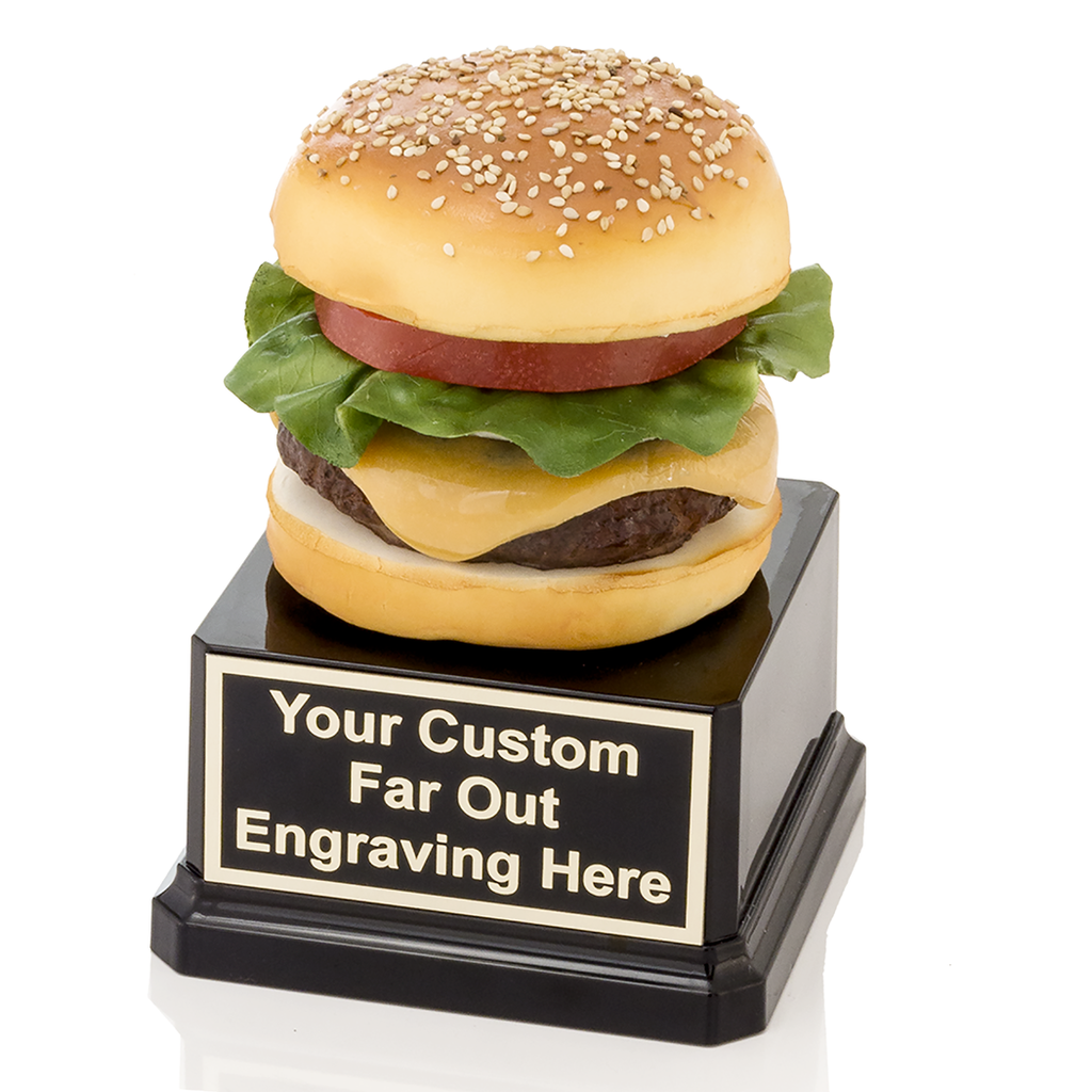 Cheeseburger Trophy