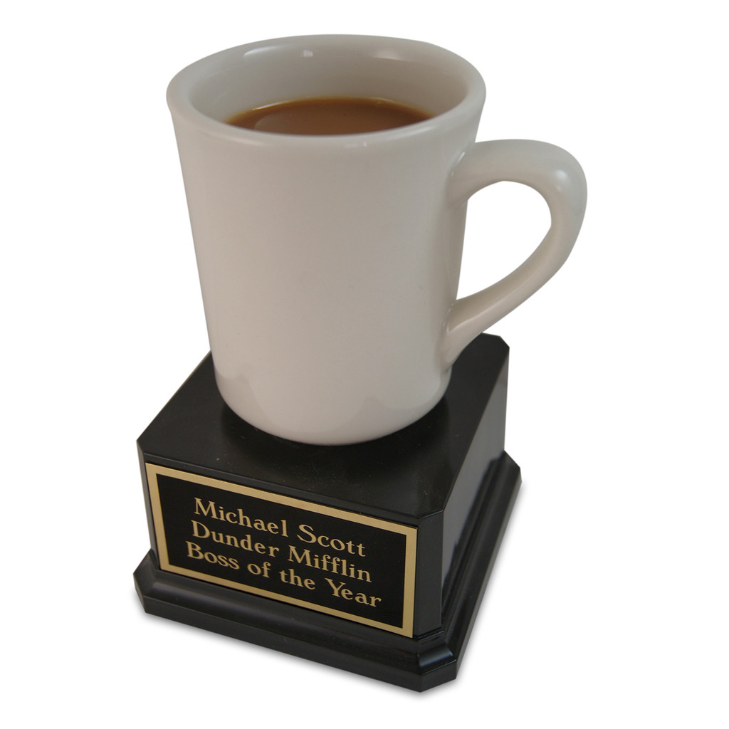 Coffee Trophy