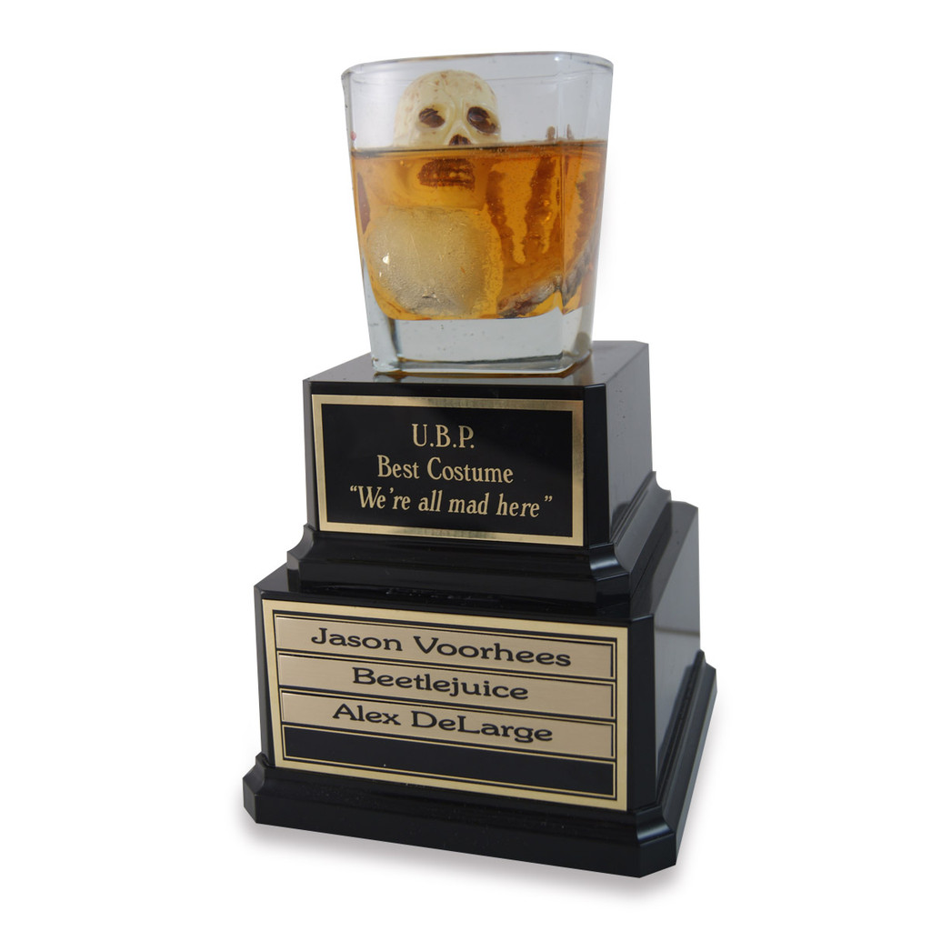 Perpetual Halloween Scotch Trophy