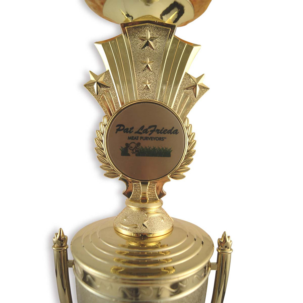 The Big Cheese Trophy Cup