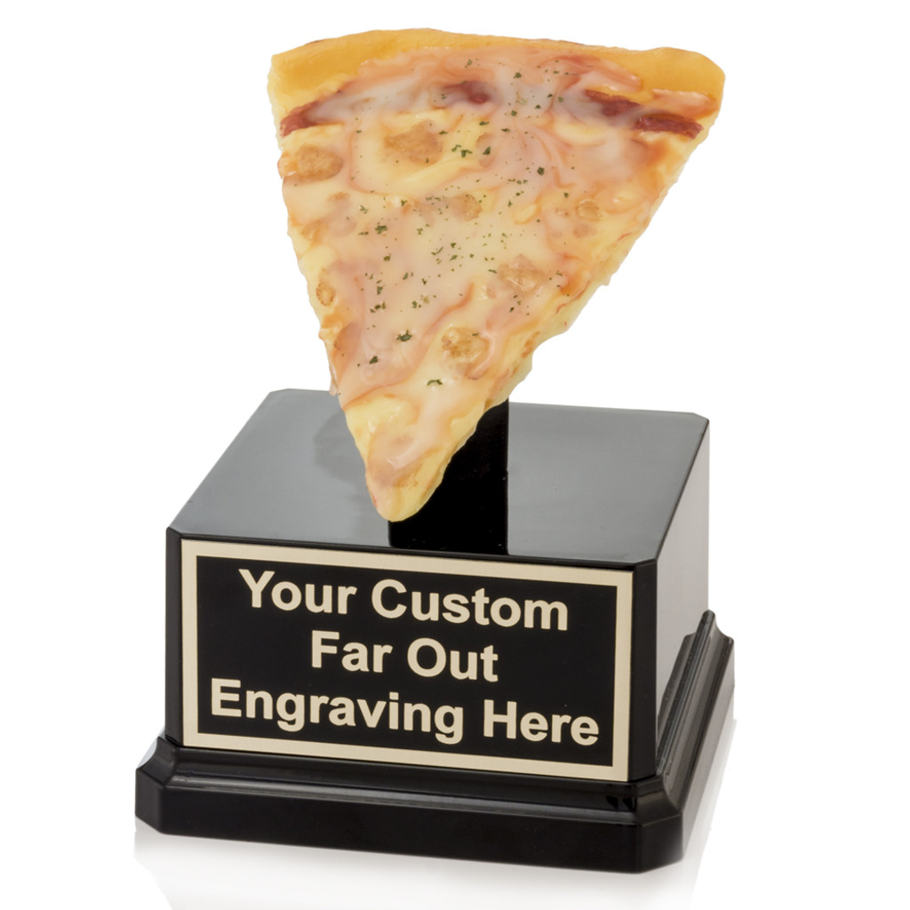 Cheese Pizza Slice Trophy