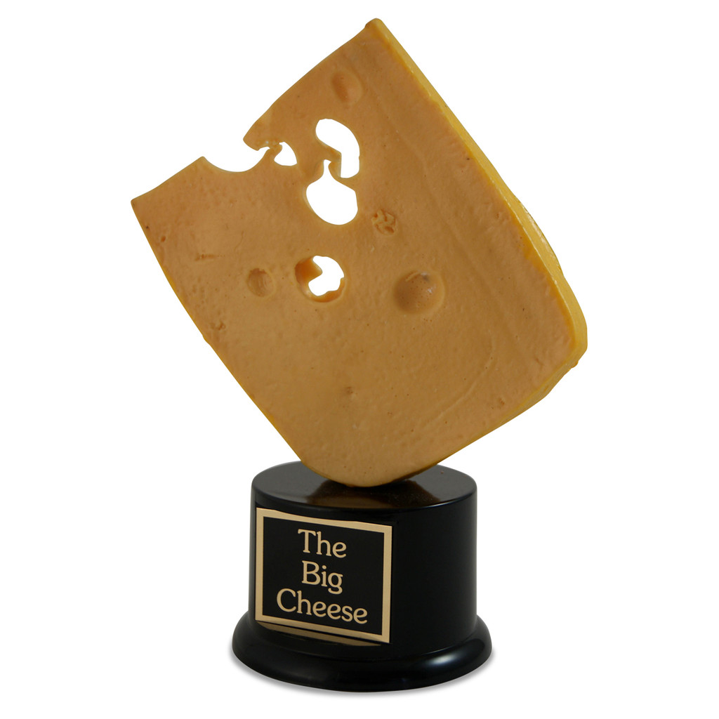 Cheese Trophy