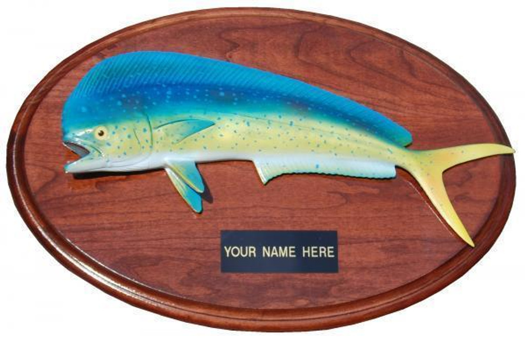 Dolphin Trophy Fishing Mount