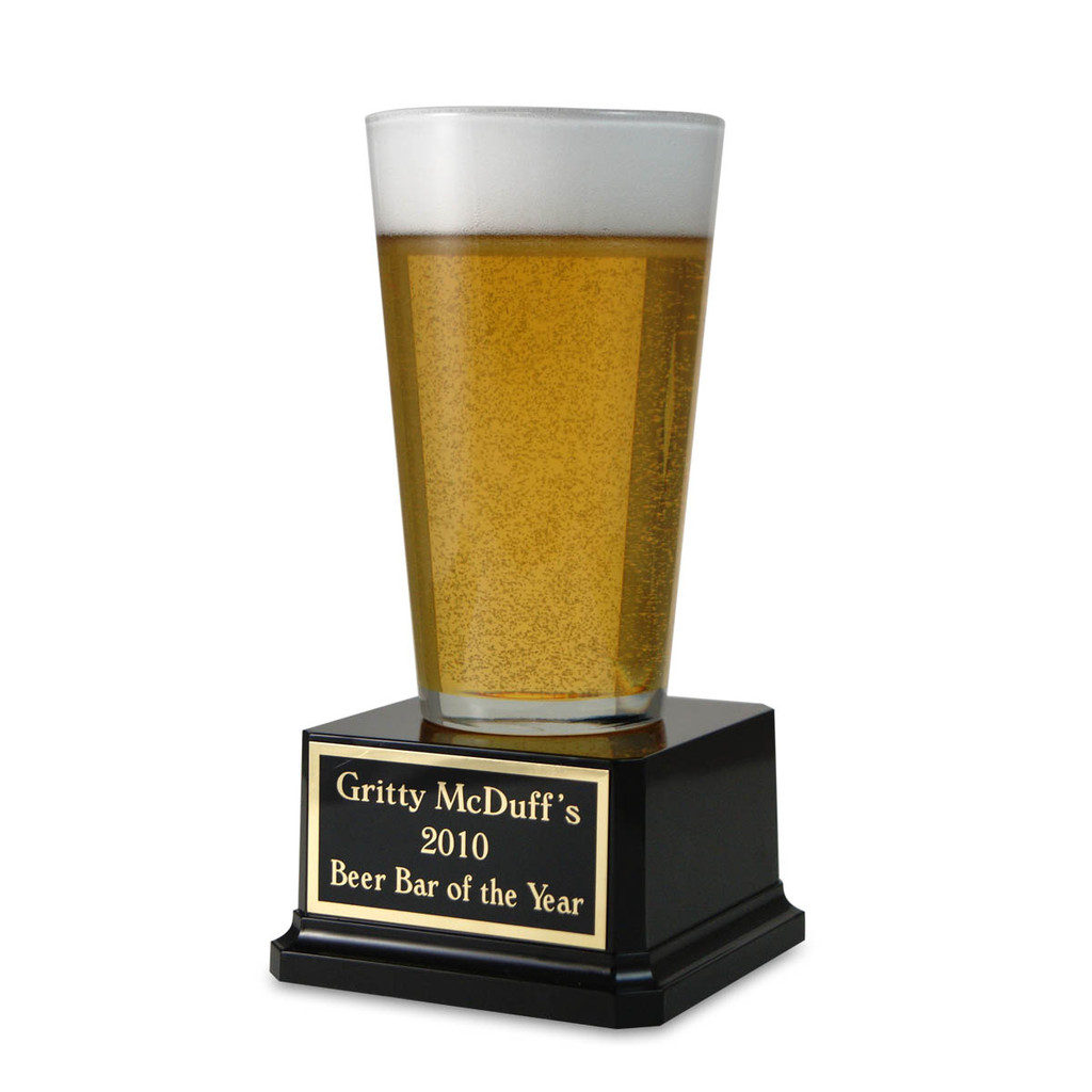 Beer Pint Trophy