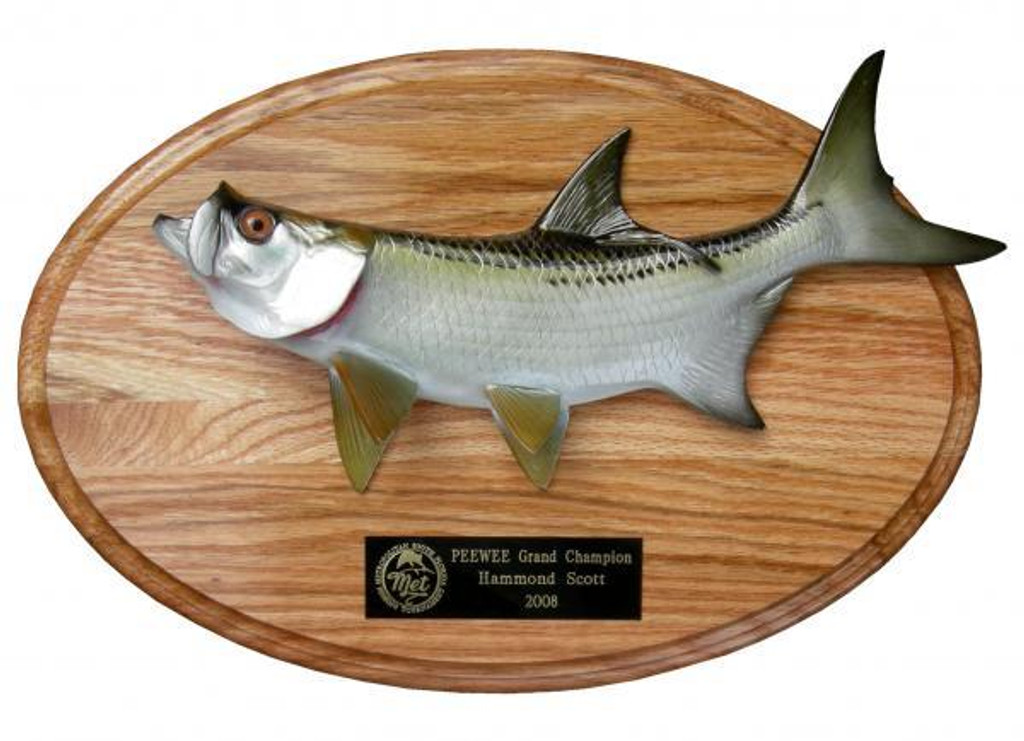 Tarpon Trophy Fishing Mount