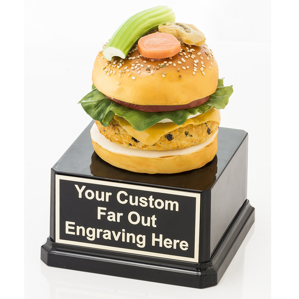 Veggie Burger Trophy