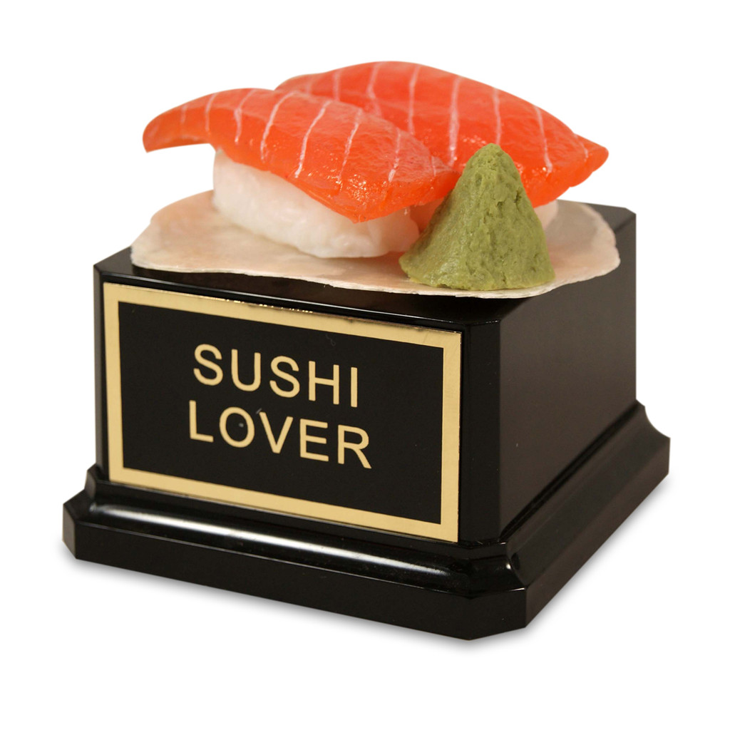 Deluxe Salmon Sushi Trophy