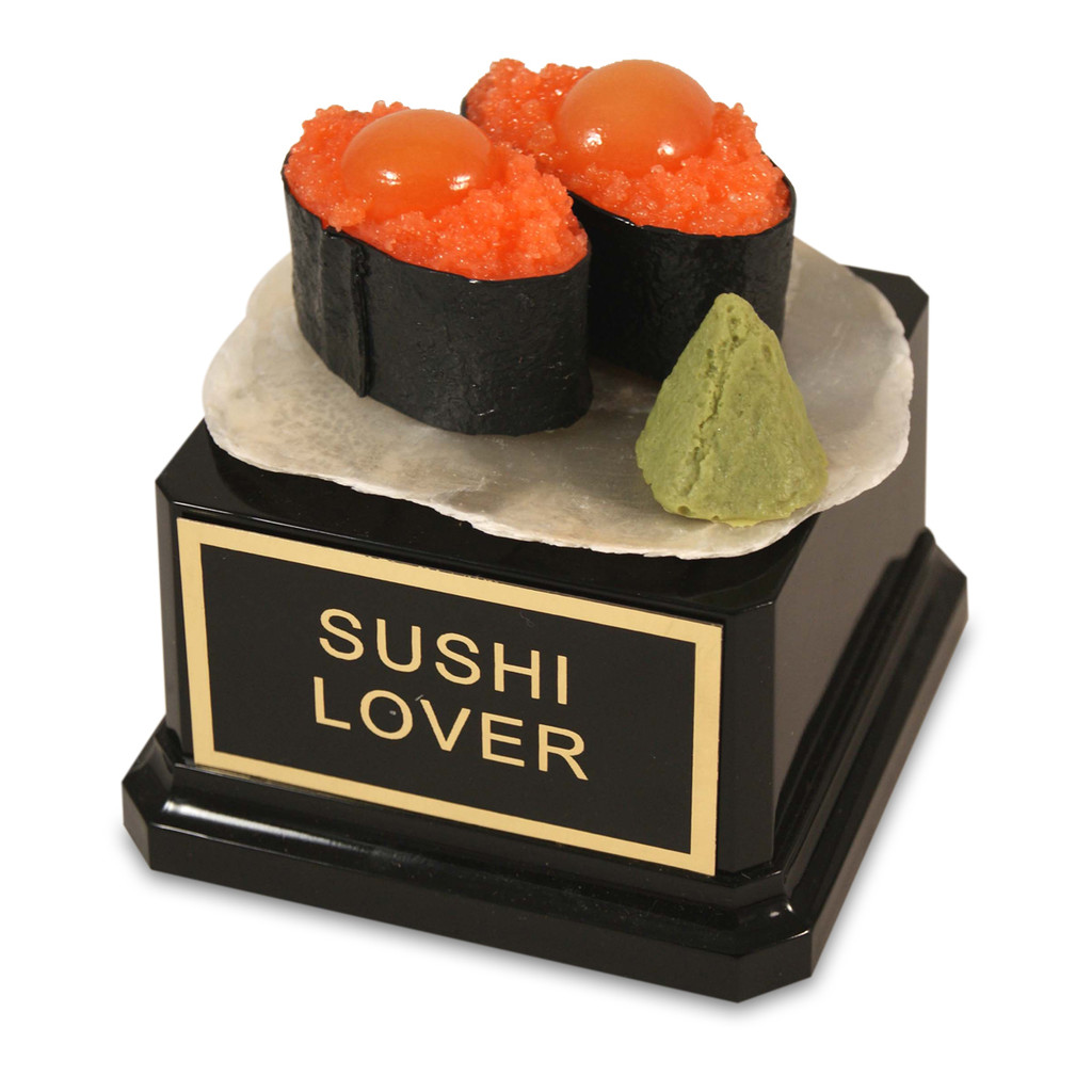 Deluxe Sushi Roe Trophy
