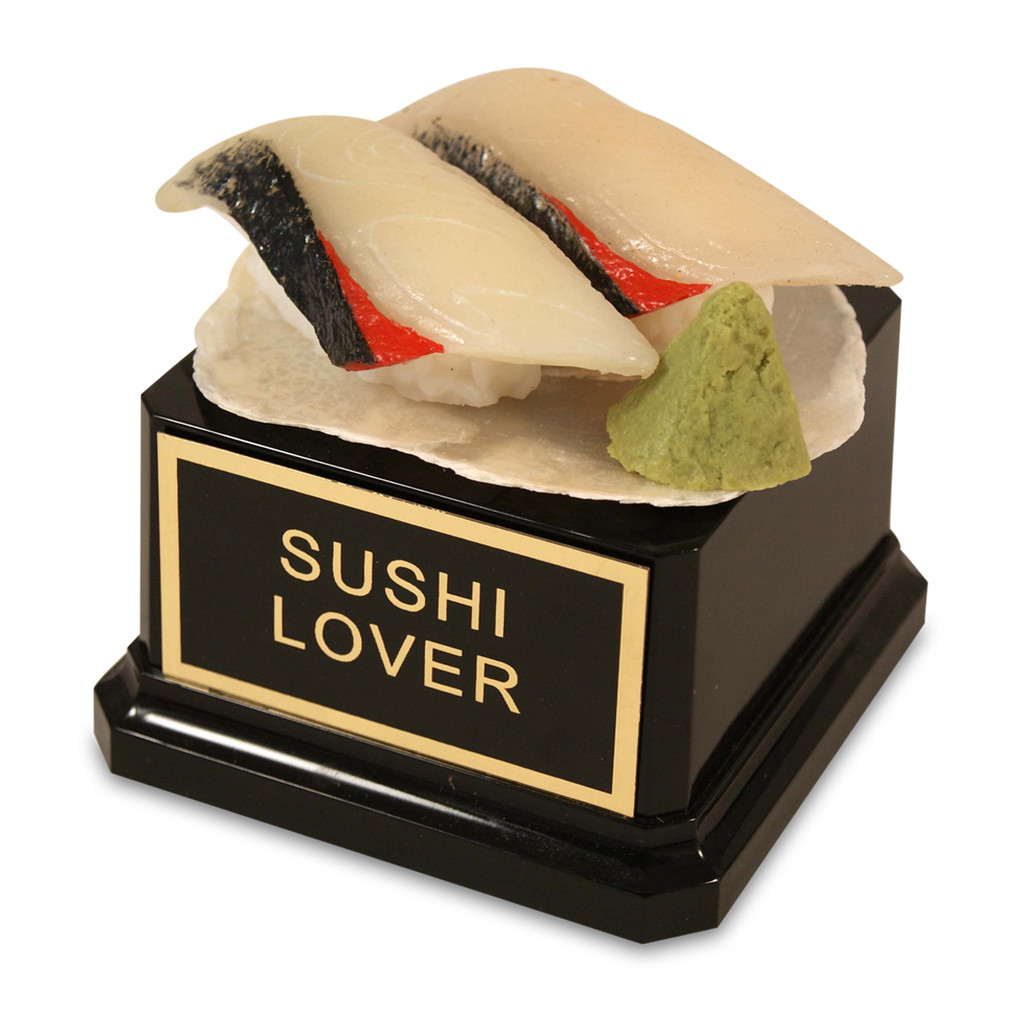 Deluxe Yellowtail Sushi Trophy