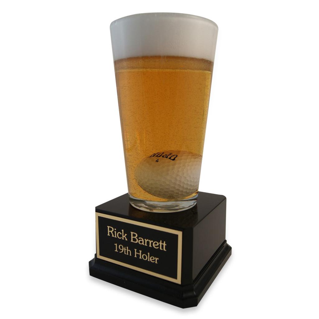 Irish Mulligan Golf Trophy
