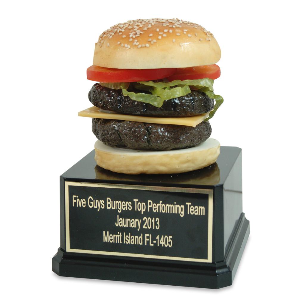 Double Burger Trophy