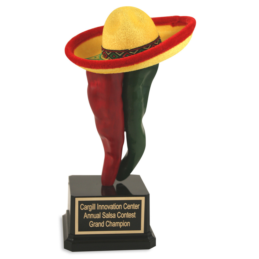 Mexican Chili Pepper Award