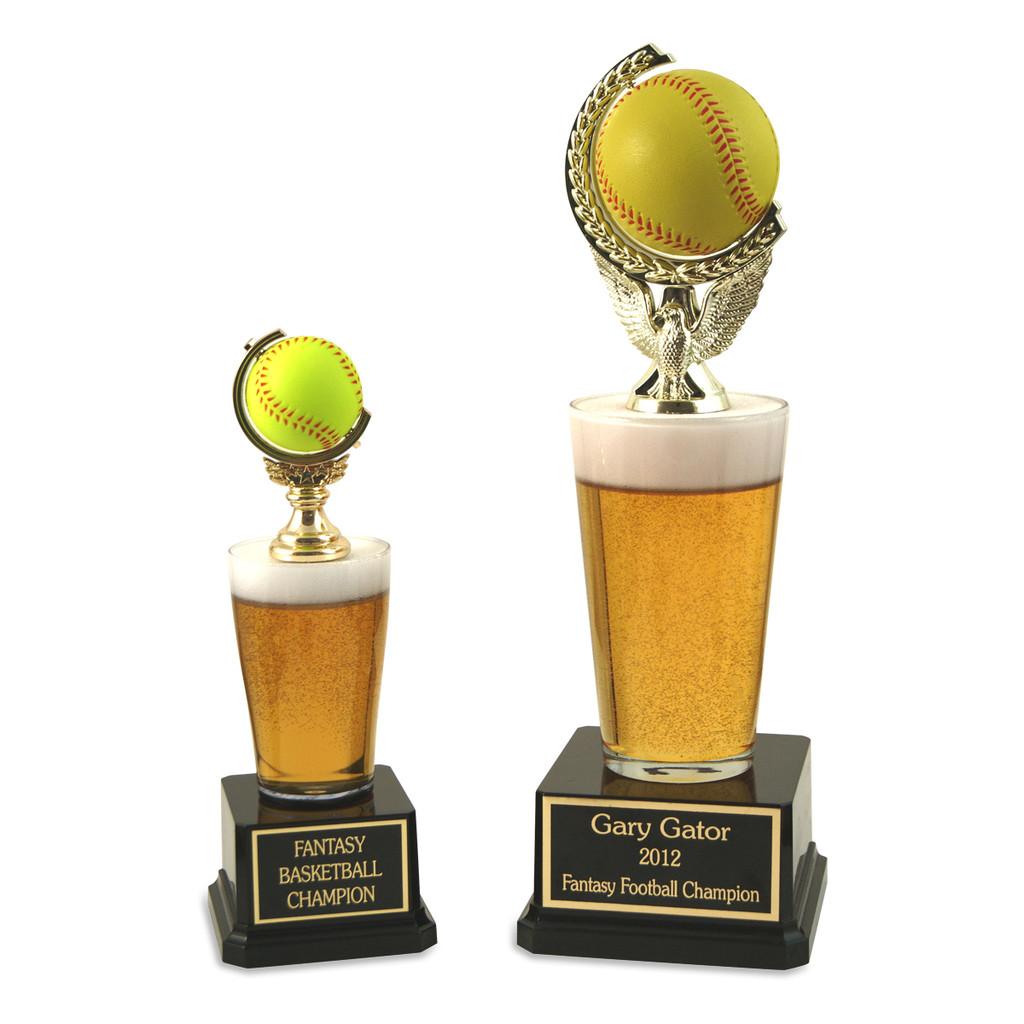 Jr. Beer Pilsner and Beer Pint Trophy