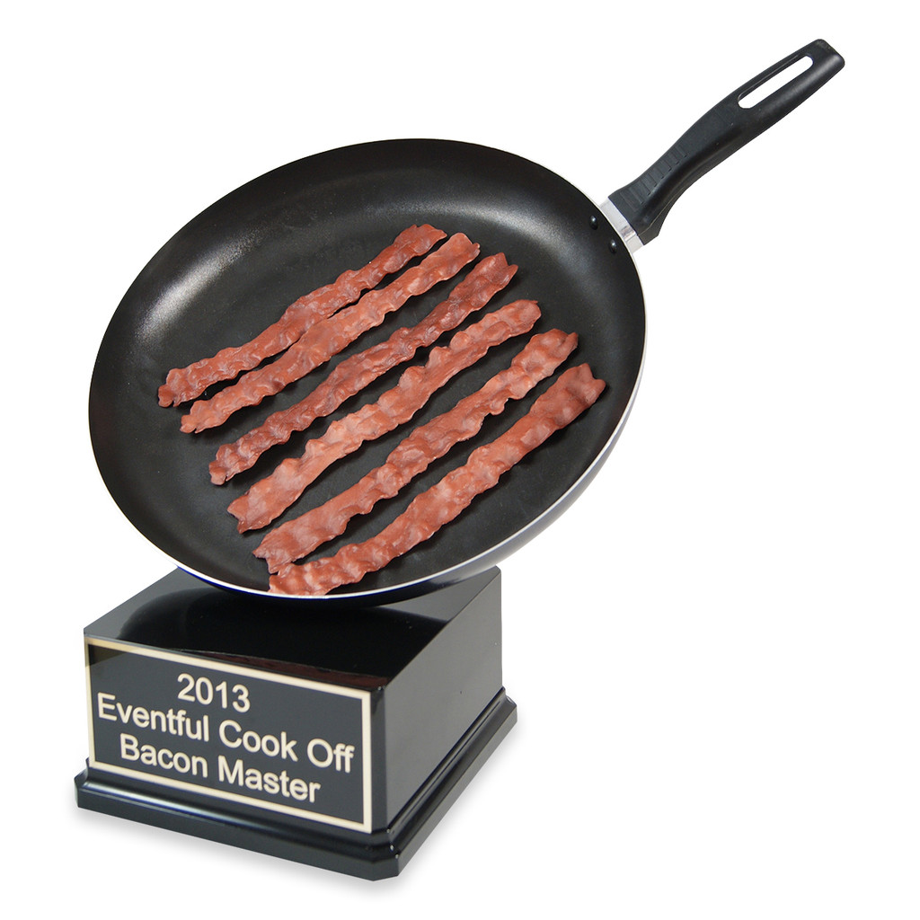 Bacon in Pan Trophy