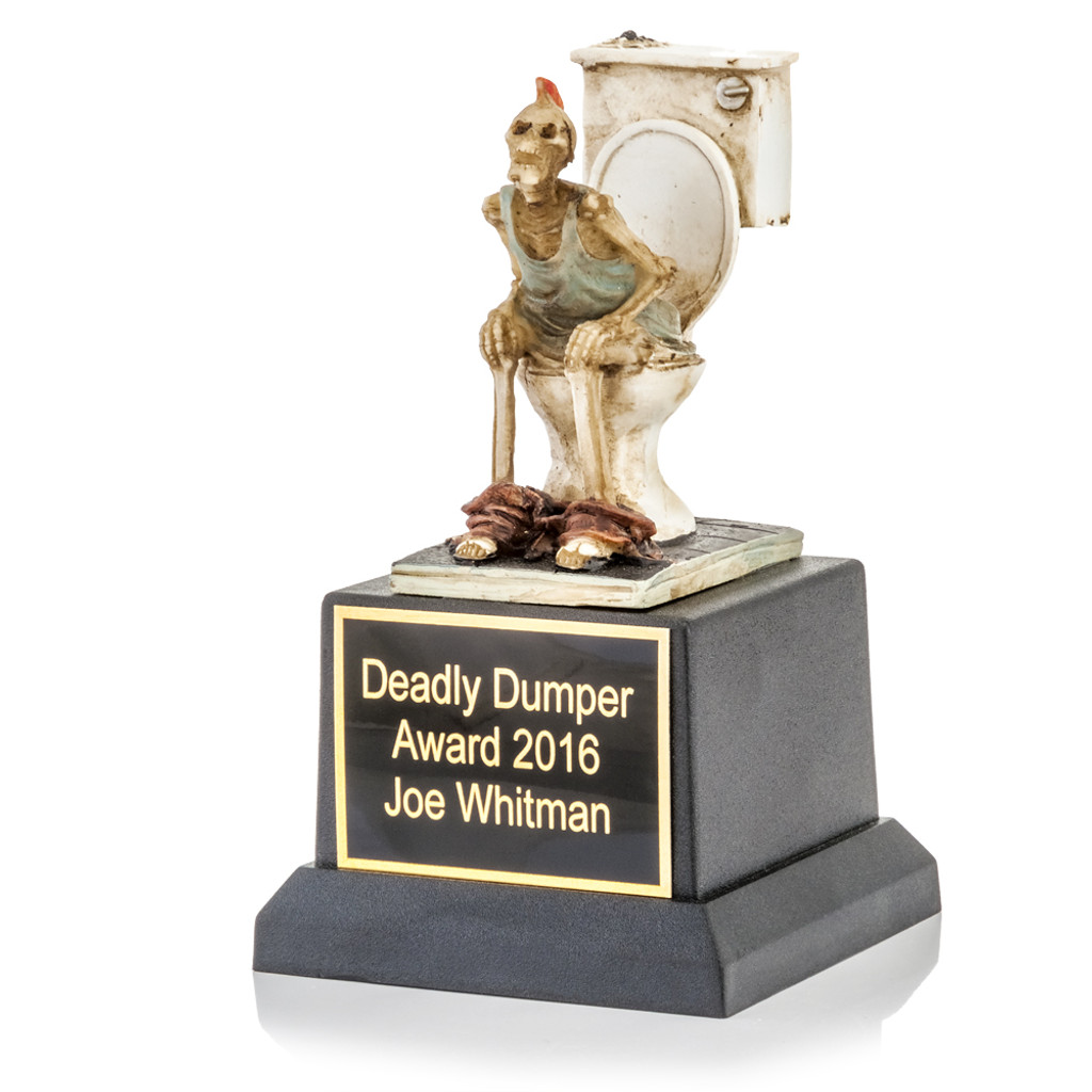Deadly Dumper Award