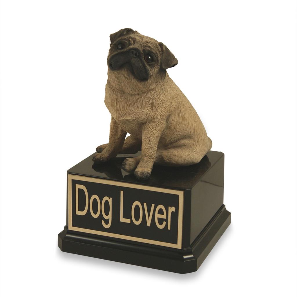 Pug Dog Trophy