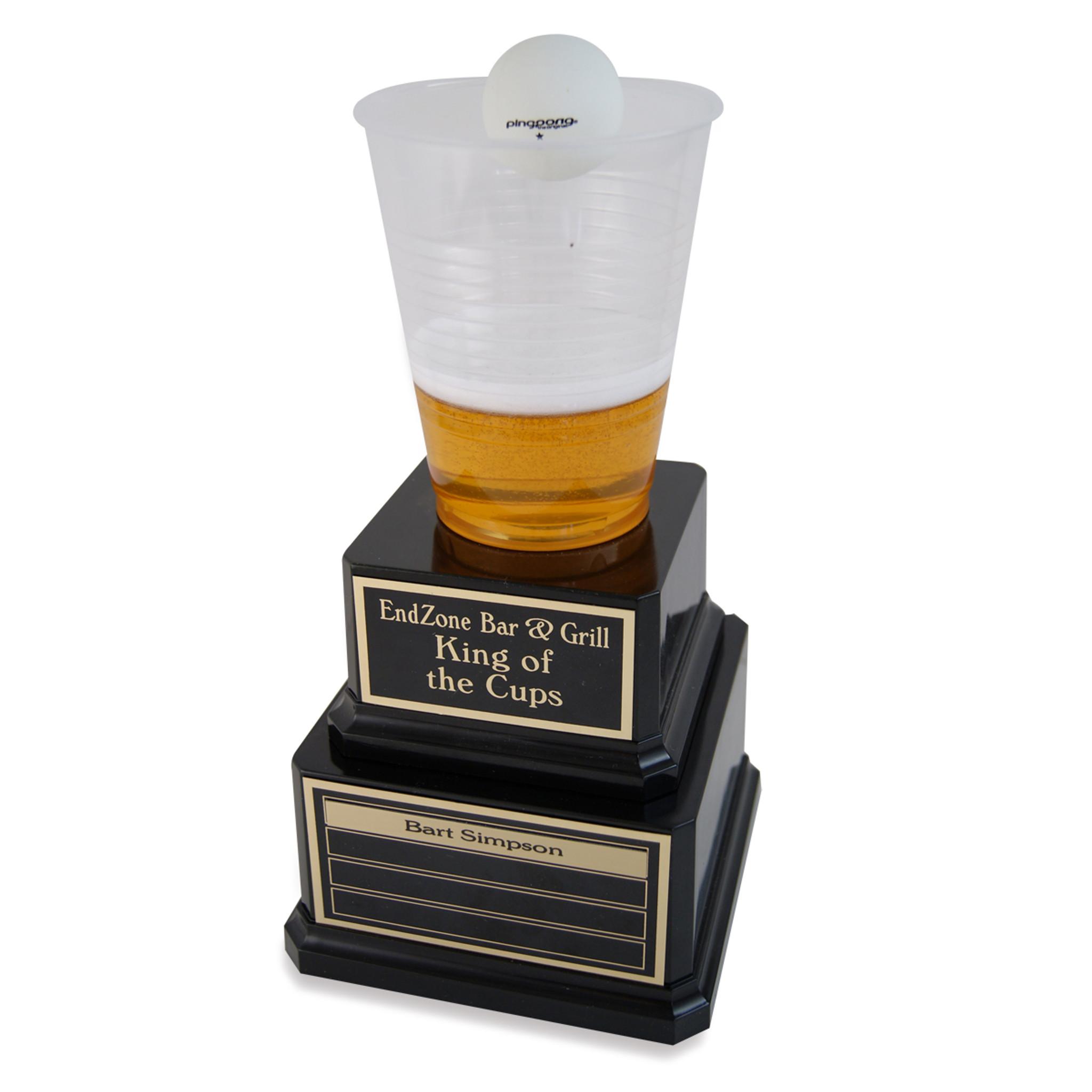 Beer Pong Pokal