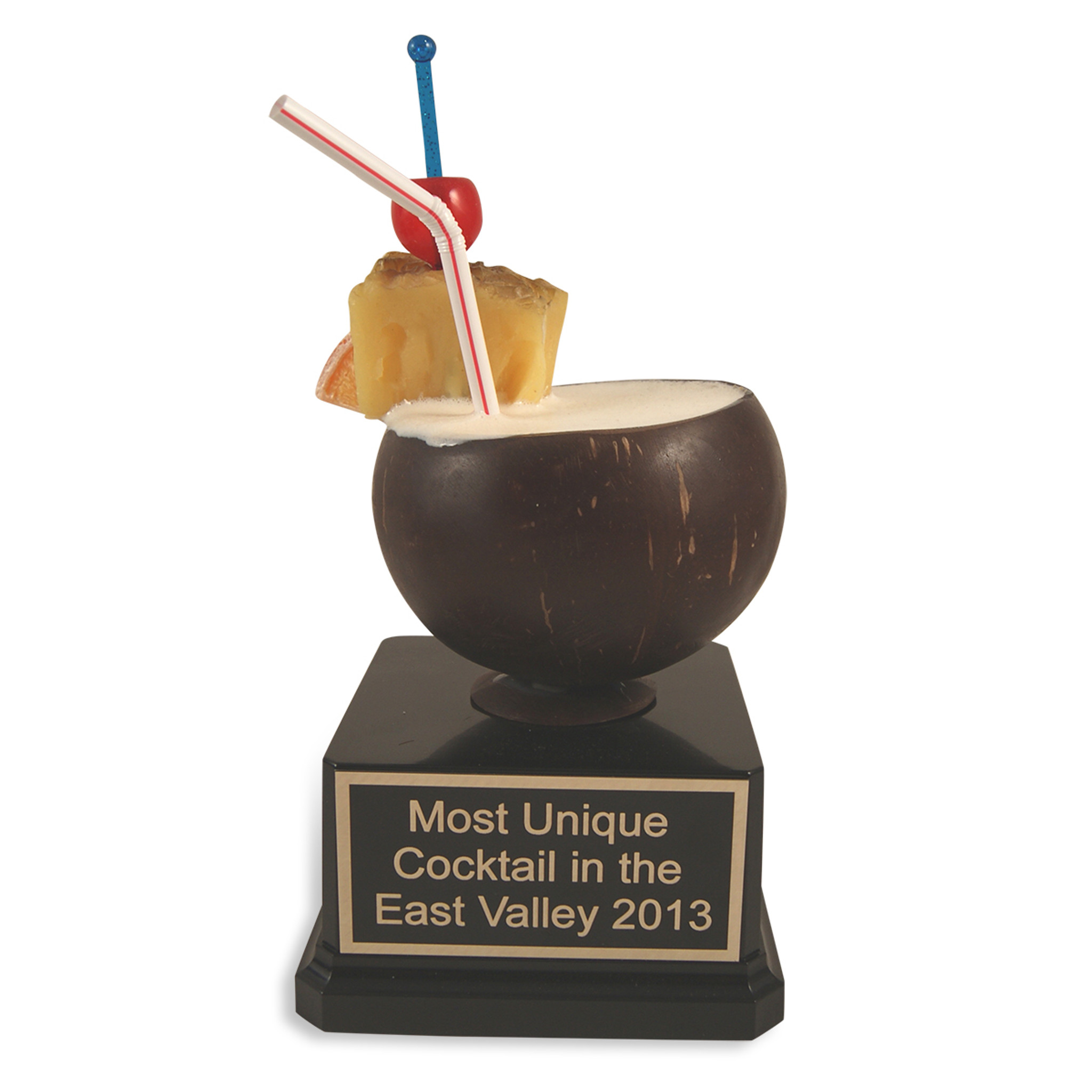 Coconut Cocktail Trophy
