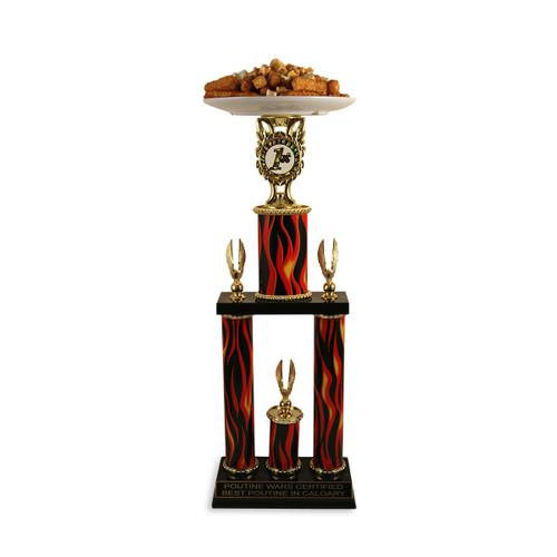 Jumbo Poutine Trophy