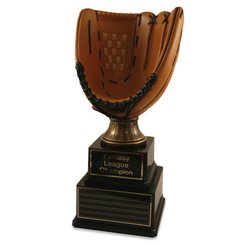 Perpetual Jumbo Baseball Glove Trophy