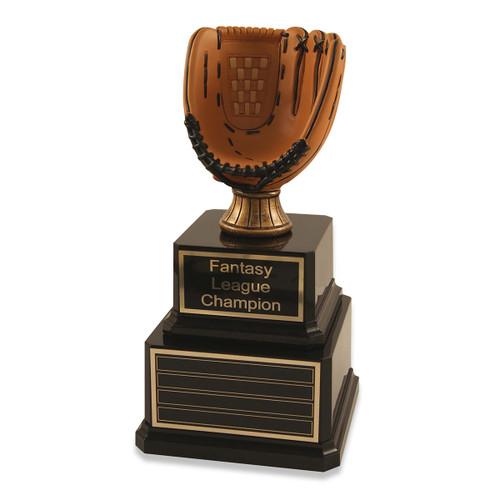 Perpetual Mini Baseball Glove Trophy