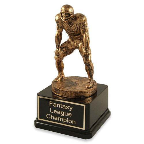 Football Defense Trophy
