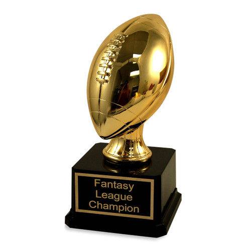 Mini Gold Football Trophy