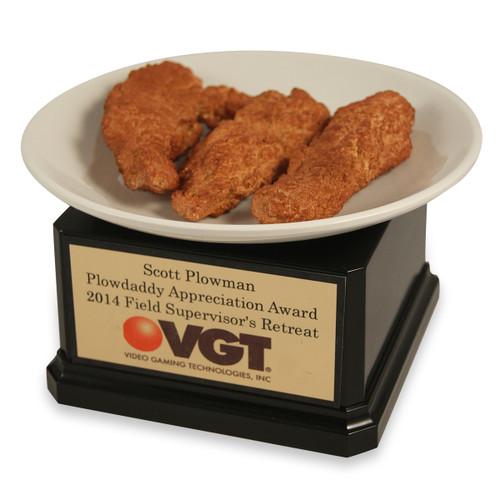 Chicken Tenders Trophy