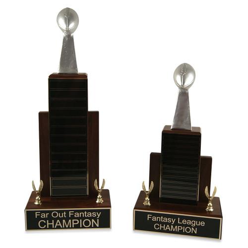 MVP Lombardi Football Trophy