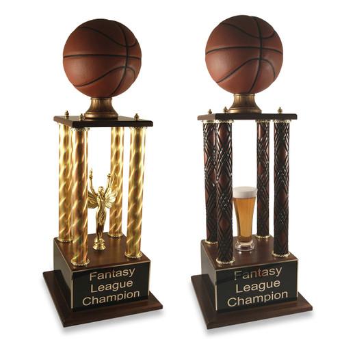 Prestige Fantasy Basketball Trophy