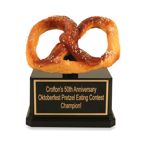 Jumbo Pretzel Trophy