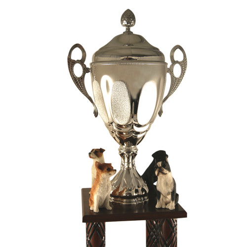 Championship Puppy Cup Detail