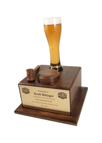 The Beer Judge Award