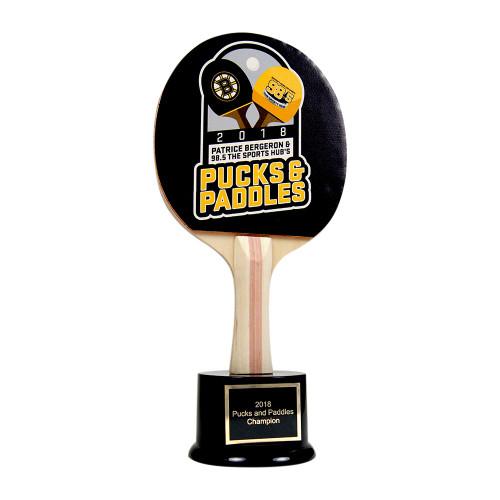 Jumbo Ping Pong Paddle Award