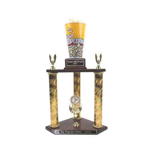 Super Popcorn Trophy