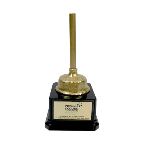 Golden Plunger Trophy