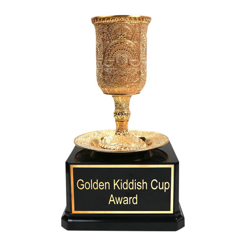 Golden Kiddush Cup Award