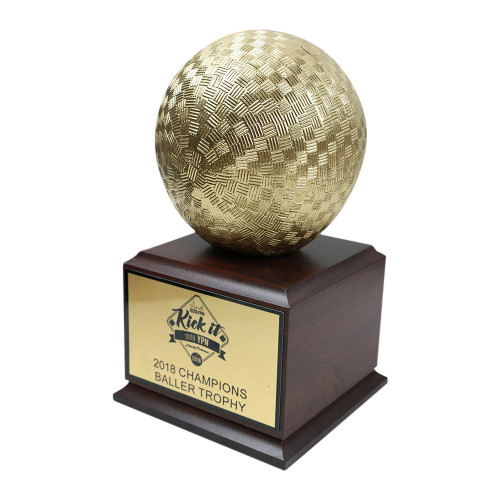 Golden Kickball Trophy