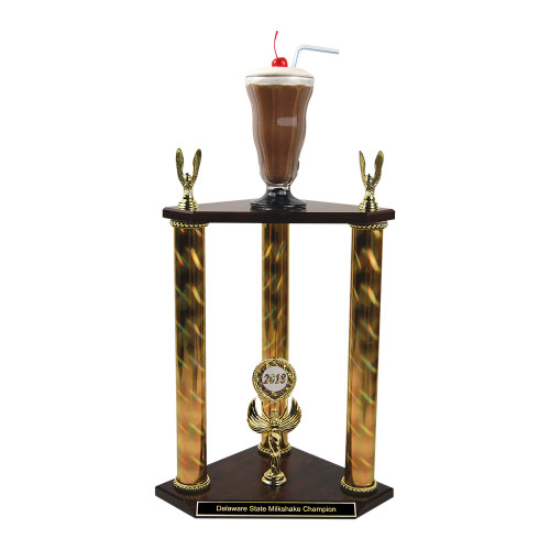 Super Milk Shake Trophy