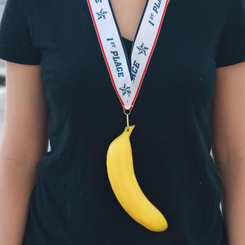 Banana Medal