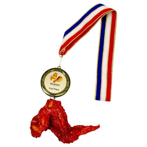 Chicken Wing Medal