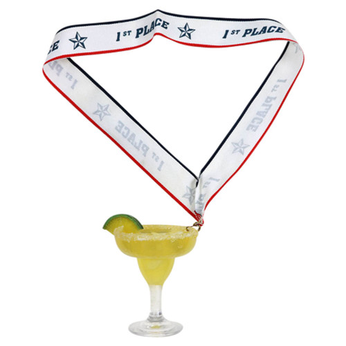 Margarita Medal with 1st Place Ribbon