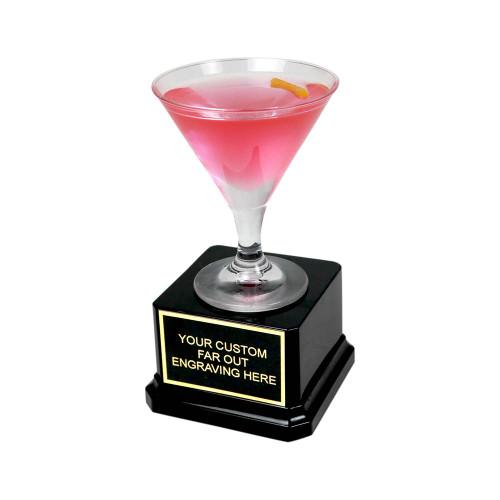 Mini Cosmo Martini Trophy