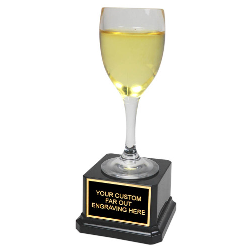Mini White Wine Trophy