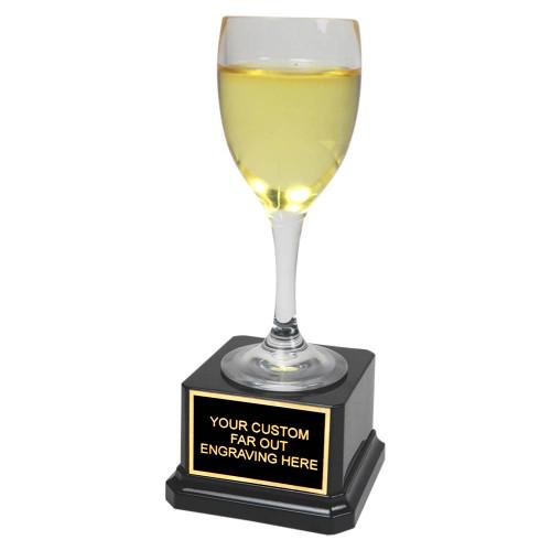 Mini White Wine Trophy
