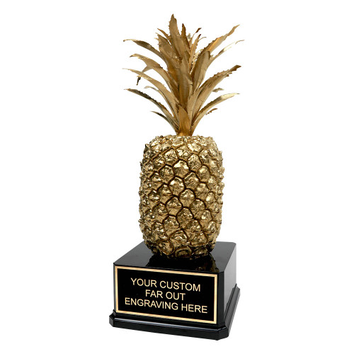 Golden Pineapple Trophy