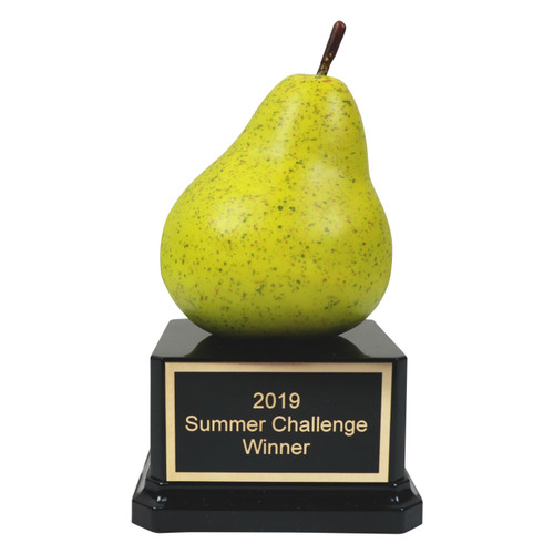 Pear Trophy