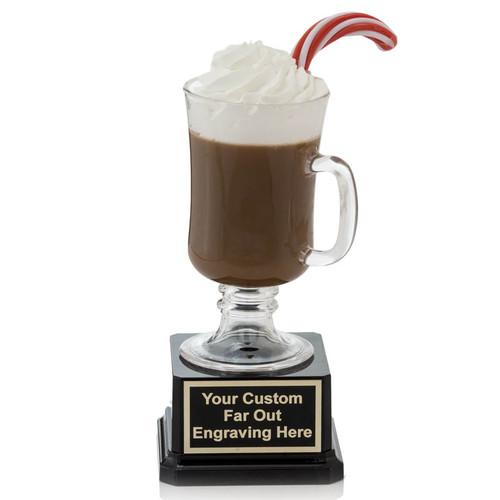 Peppermint Mocha Trophy